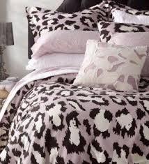 Diane Von Furstenberg Duvet Cover Animal Print Comforter Sets King Foter