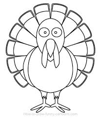 turkey drawing here is the finished when you are all done color in