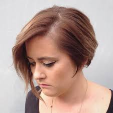hairstyles for thin hair fuller faces 50 cute looks with short hairstyles for round faces