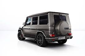 mercedes amg g class gets final hurrah with special editions autocar