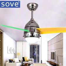Outdoor Fans With Lights by Ceiling Fan Ceiling Fan With Remote Switch 36 Inch Modern Quiet