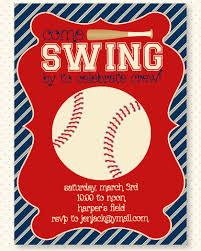 baseball party invitations baseball party invitations for