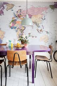 Eclectic Interior Design 20 Eclectic Dining Room Designs Pink Purple Modern And Purple