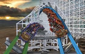 Six Flags Magic Mountain by Six Flags Magic Mountain Announces Another Record Breaker For 2015
