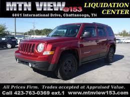 patriot sport jeep 2015 jeep patriot sport chattanooga tn 21065468