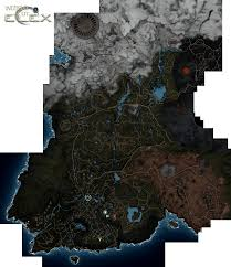 Huge World Map by Elex Huge Parts Of The Map Revealed Games