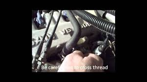 nissan pathfinder xe 1995 how to replace pcv valve on 1994 nissan pathfinder youtube