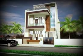Front Elevation India Front Elevation Design House Map Building - Front home design