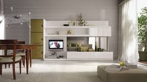 Ultra Modern Tv Cabinet Design Awesome Open Living Room Design With Dining Table With White