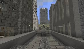 Minecraft New York City Map by Manhattan New York City Minecraft Project