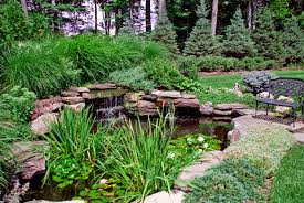 Pond Landscaping Ideas Complete Landscape Design U0026 Outdoor Living By New Jersey Company