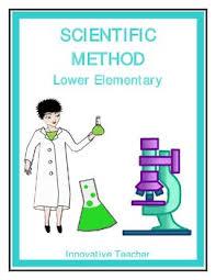 scientific method worksheet lower elementary scientific method