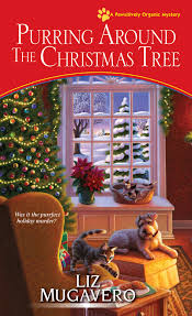 purring around the christmas tree by liz mugavero and the luck of