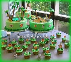 jungle baby shower cakes jungle baby shower cake nicolescakesmi flickr