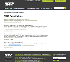 gmac announces a lifetime limit of 8 gmat exams general gmat