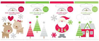 doodlebug design inc introducing home for the holidays