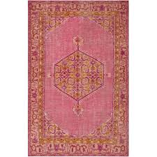 Gold Oriental Rug Pink Gold Oriental Area Rug