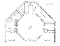 adobe house plans with courtyard plans for courtyard houses home act