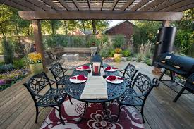 Patio Table With Firepit by Photos Yard Crashers Hgtv