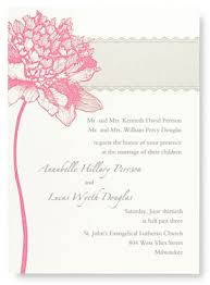 trends in stationery custom invitations and