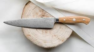 chefstalk knife powered by germancut made in germany by