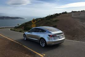 tesla analyst first model 3 deliveries expected