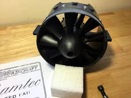 ramtec ducted fan unit for os 91 77 65 vr df engine u2022 150 00