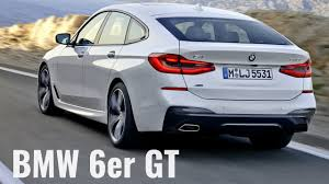5 series gt becomes the 6 series gt g32 in 2018 new details