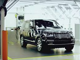 range rover truck range rover sentinel armored suv business insider