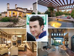celebrities homes top celebrity homes in gal jonas jpg on home design ideas with hd