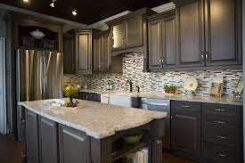 Kitchen With Off White Cabinets Kitchen Cabinet Kitchen Countertop In Granite Island With Pub