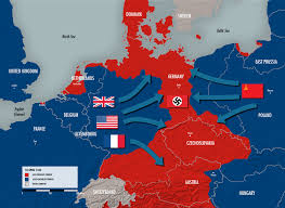 Wwii Map Of Europe by The Eastern Front The National Wwii Museum New Orleans