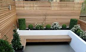 Cool Garden Bench Cool Small Gardens Cool Layout Ideas Small Garden For Minimalist