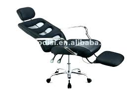 reclining office chair with footrest portentous desk picture full