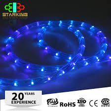 color changing led solar rope light color changing led solar rope