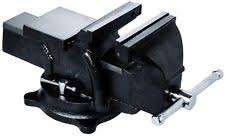6 Inch Bench Vise Bessey Vises 6 In Heavy Duty Bench Vise With Swivel Base Bv Hd60