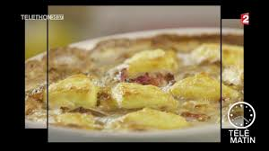 2 telematin recette cuisine replay télématin télématin gourmand gratin de cardons au