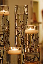 How To Make Centerpieces For Wedding Reception by Another Great Idea For An Outdoor Evening Wedding Reception Least