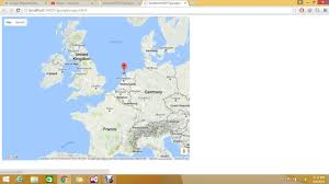 Germany Google Maps by Drag Marker Google Maps Youtube