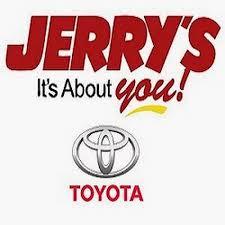 toyota service logo jerry u0027s toyota youtube