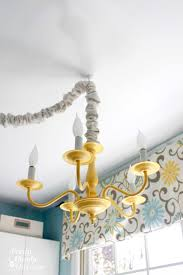 hanging a chandelier how to swag a light fixture pretty handy girl