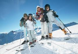 save on a family ski trip family ski packages