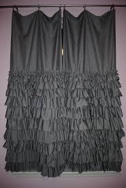 Cassandra Shower Curtain by 85 Best Ruffle Shower Curtain Images On Pinterest Ruffled Shower