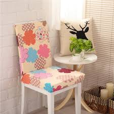 dining chair ruffled seat covers lavish home design