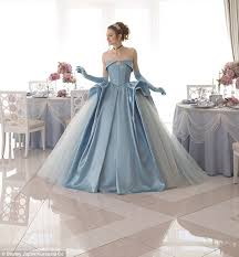 inspired wedding dresses disney inspired gowns let brides become princess for day daily