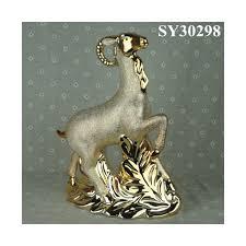 decoration for home galvanized ceramic sheep decoration decoration