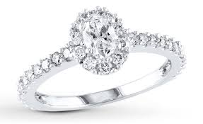 kays jewelers as beautiful stone store for your jewelry engagement rings blue white diamond ring 3 4 ct tw round cut 14k