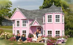 Big Backyard Savannah Playhouse by 15 Creative Luxury Outdoor Playhouses Home Design Lover