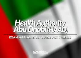 how to apply for health authority abu dhabi haad exam u2022 nurseslabs