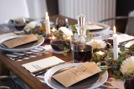 thanksgiving tablescape tips st